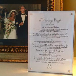 Printable Marriage Prayer