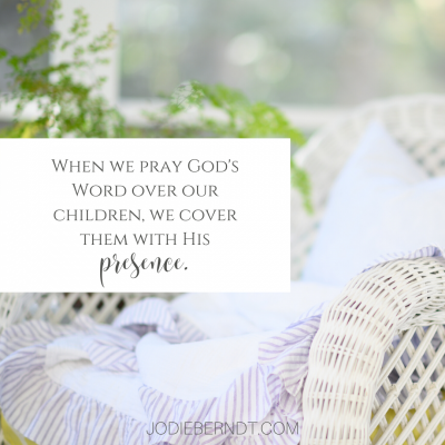 Cover our Children with God's Presence