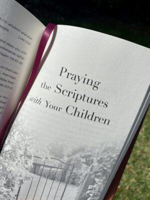 Teach Children to Pray Section in book