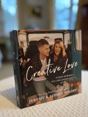 Creative Love book