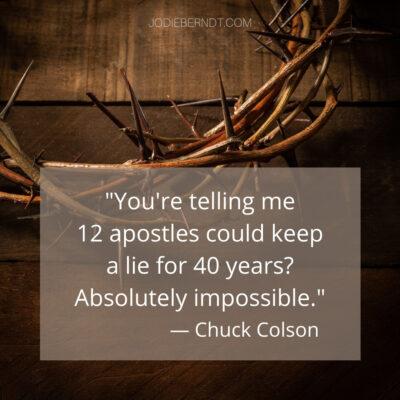 Chuck Colson quote