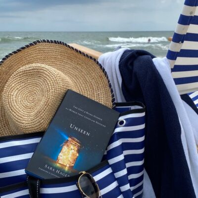 Summer Reading (Unseen book by Sara Hagerty)